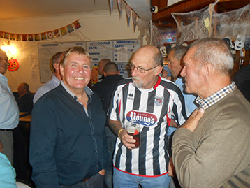 The excitable Brick, Andy Miall & Bob Hine analyse the fortunes of GTFC